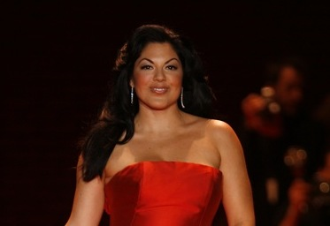 Ramirez at the Designs for Cure Gala, 2011 Sara Ramirez6 (cropped).jpg