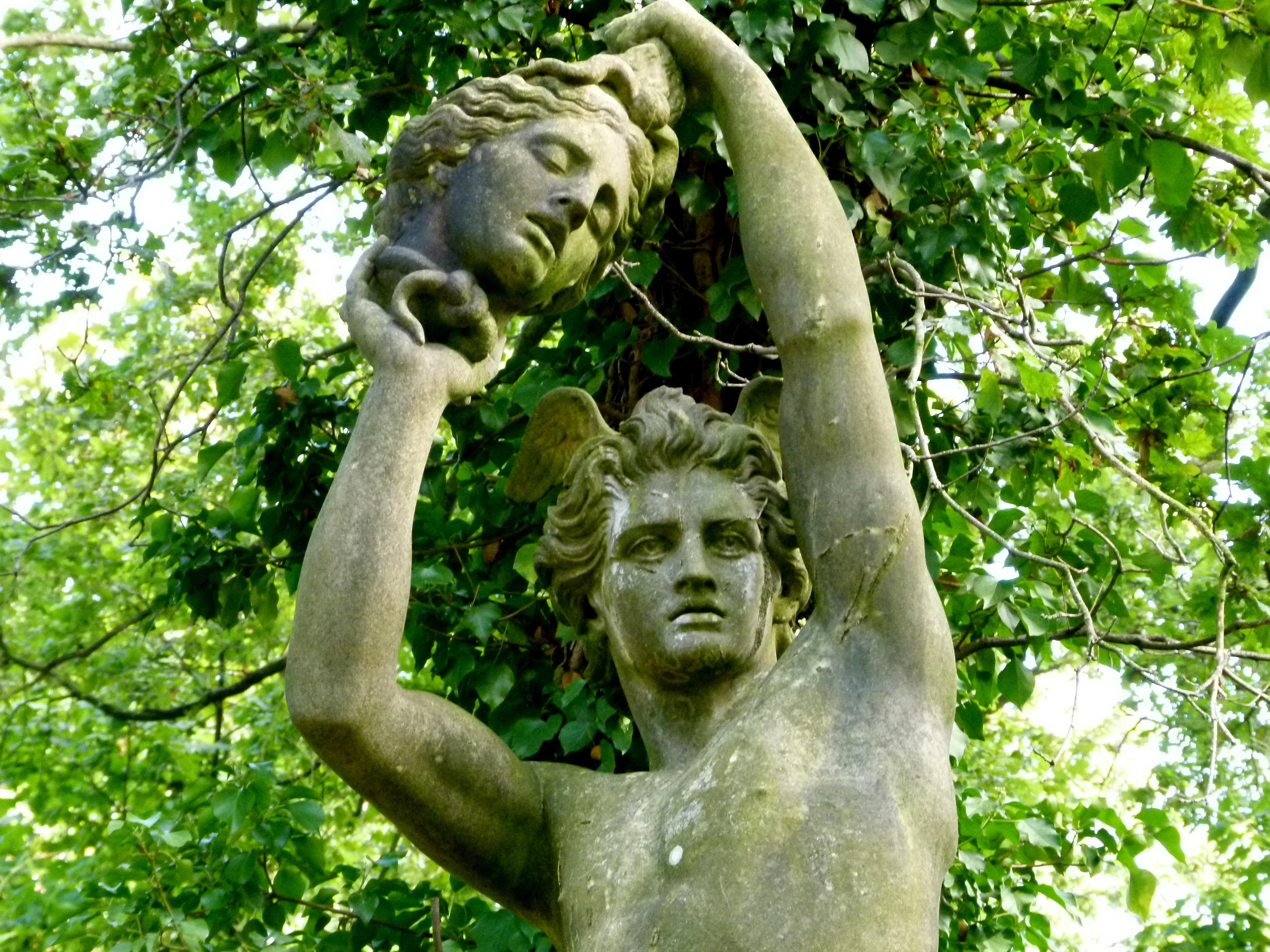 Sculpture metal jardin 20171003210405 - Sculpture metal jardin ...