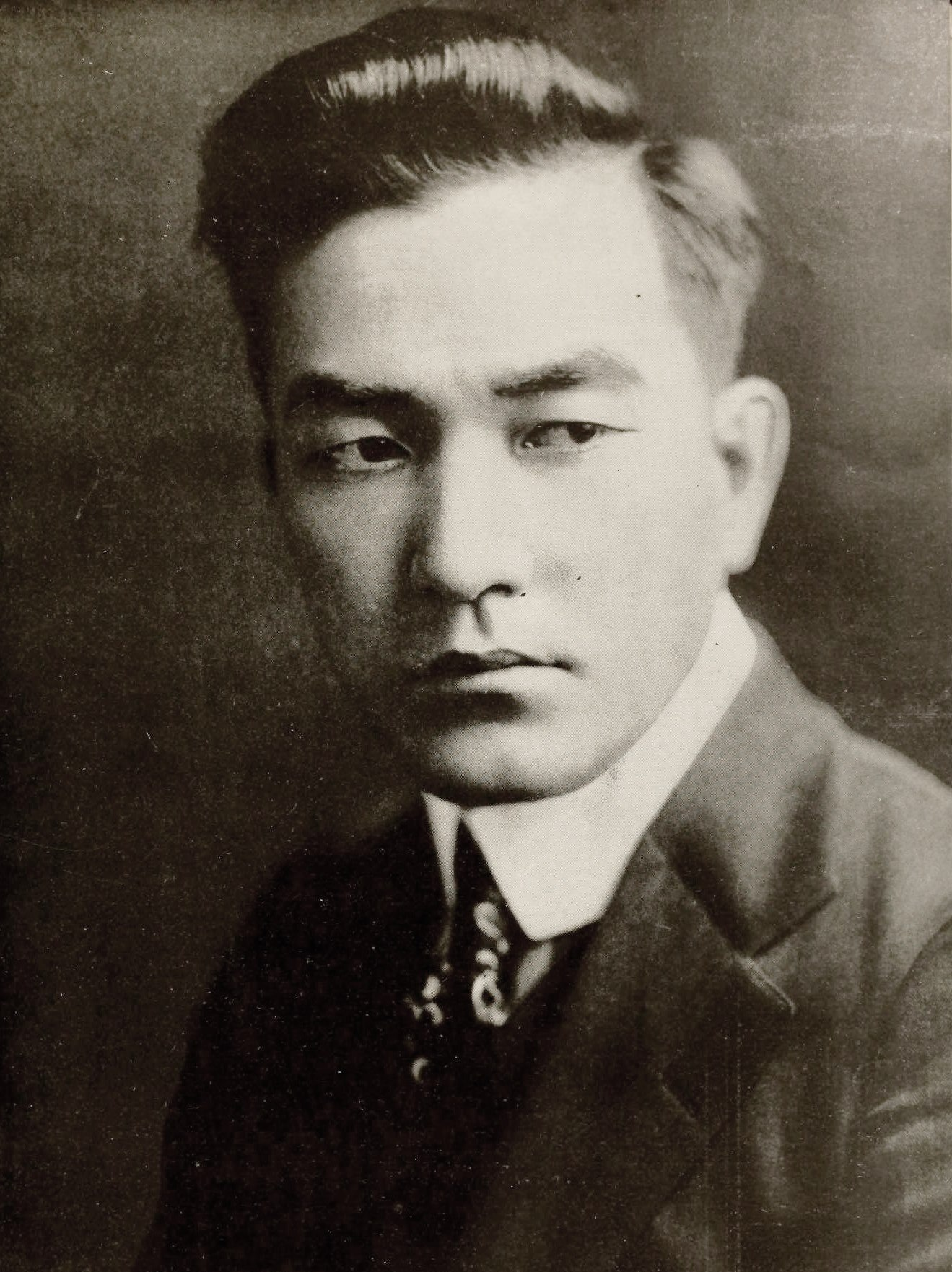 japanese male silent film actors