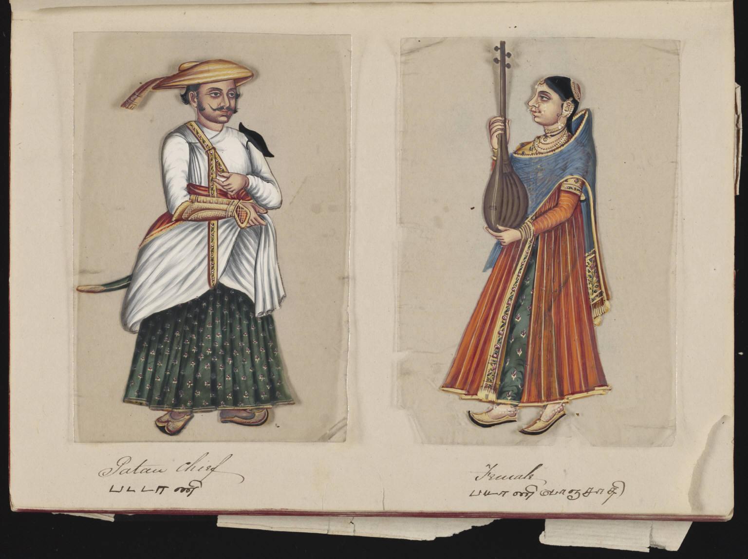 File:Seventy-two Specimens of Castes in India (7) jpg - Wikimedia