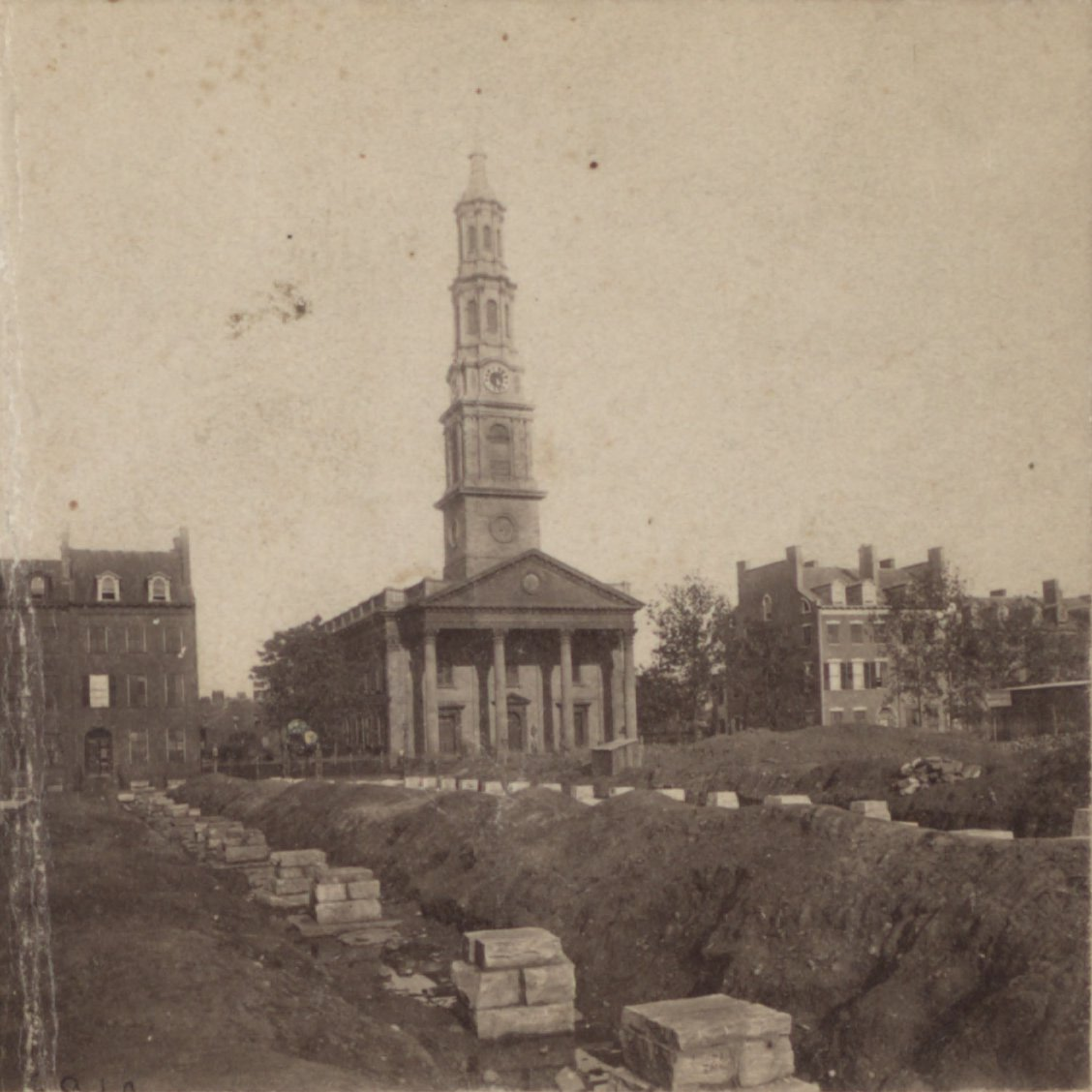 List Of Demolished Churches In New York City Wikipedia