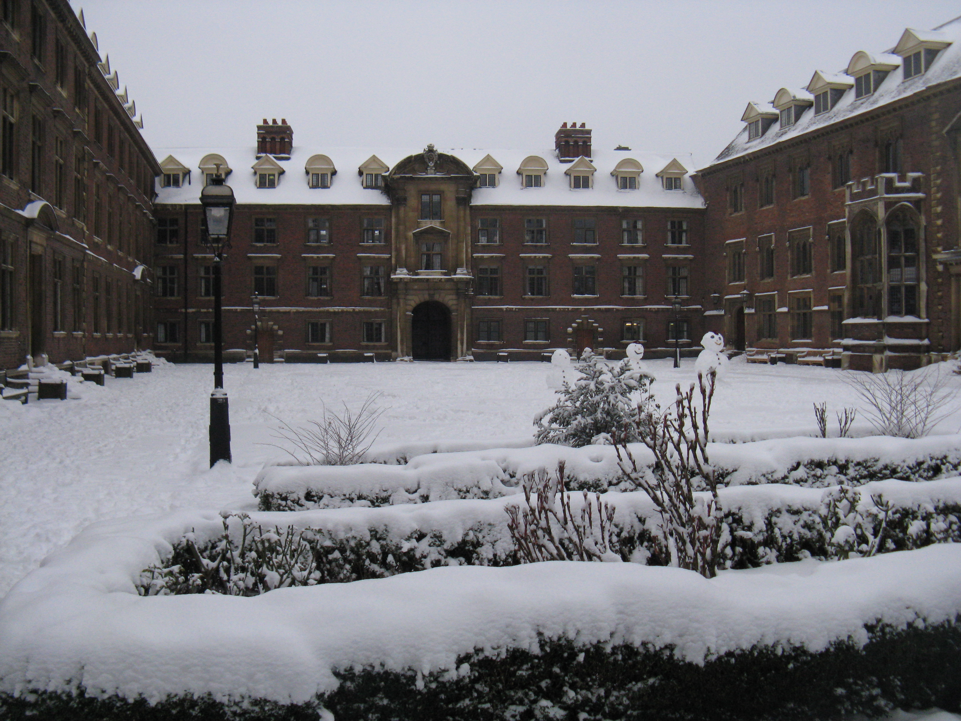 St. Catharine's College