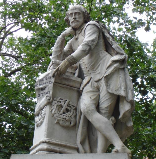 Shakespeare's writing style - Wikipedia