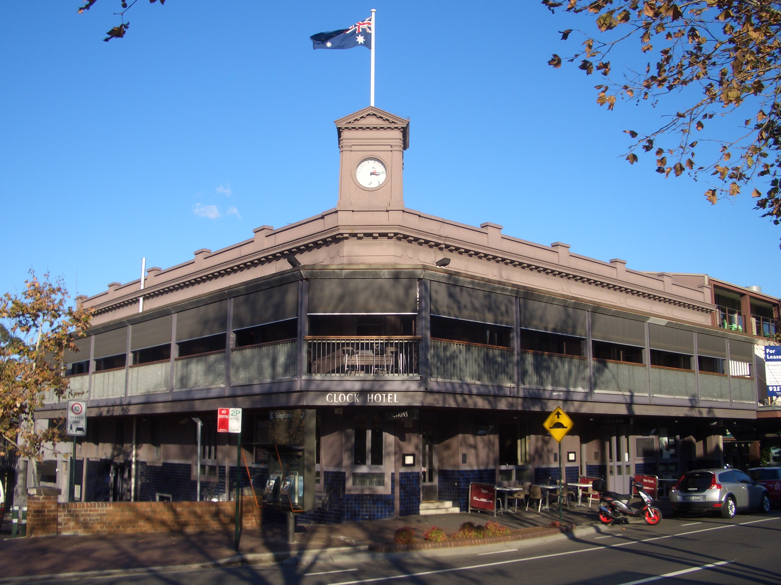 File Surry Hills The Clock Jpg Wikimedia Commons