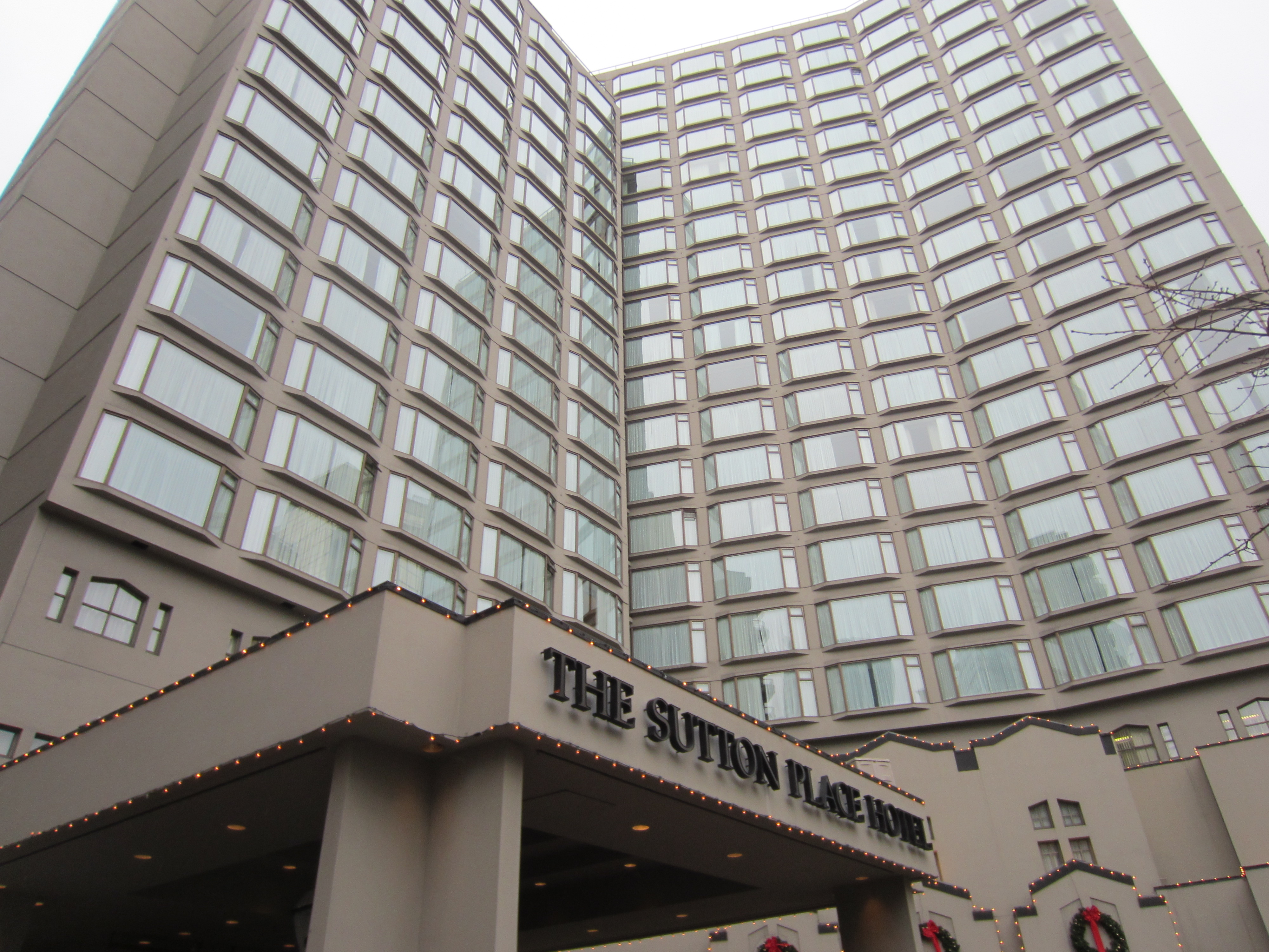 The Sutton Hotel Vancouver