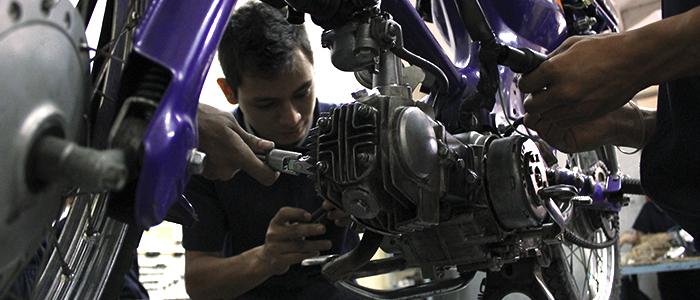 Resultado de imagen de taller de de mecánica