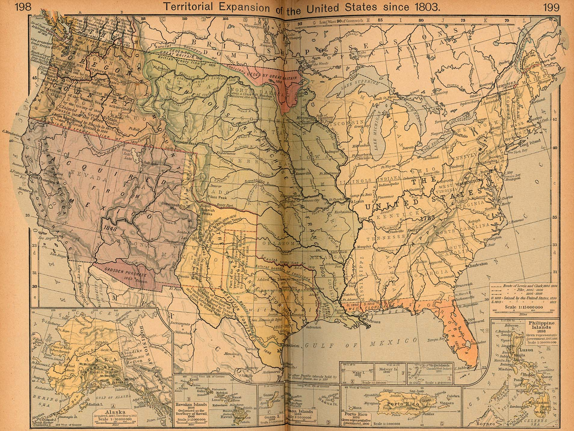 territorial expansion 1800 1850 Territorial expansion 1800-1850 from the years 1800-1850 the nation was full of battles and prosperity territorial expansion was a cause in most of the battles, but also gained prosperity for the nation.