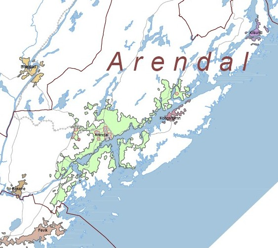 Kongshavn Arendal Wikipedia