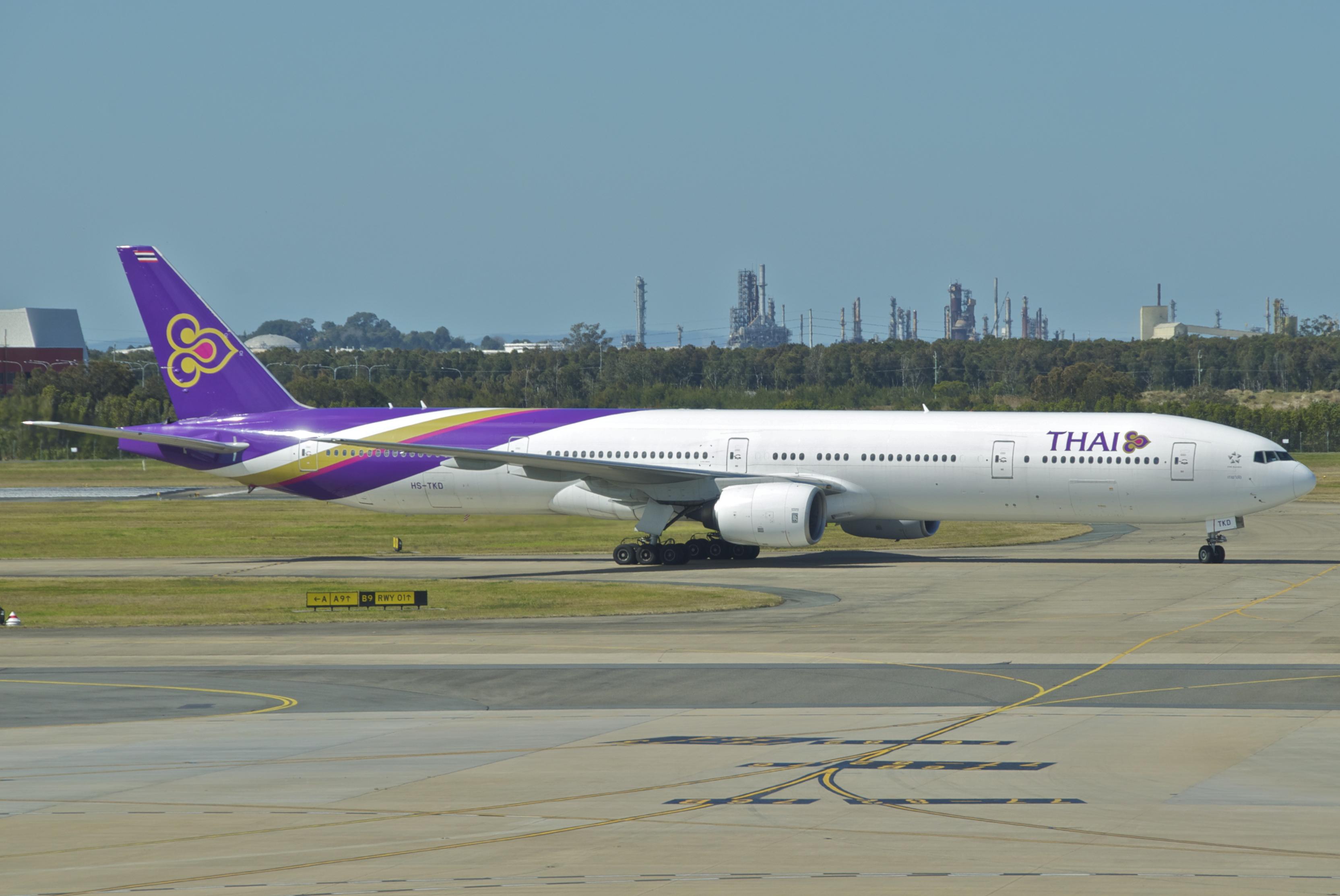 Thai Airways | Wiki & Review | Everipedia