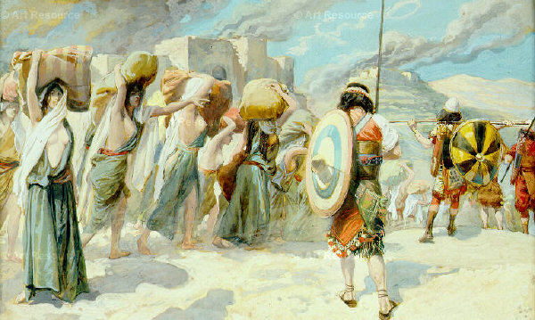 File:Tissot The Women of Midian Led Captive by the Hebrews.jpg
