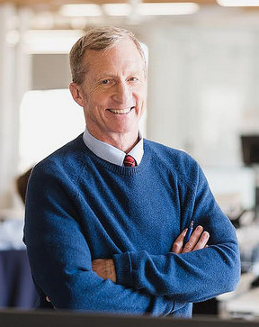 Image result for steyer headshot""