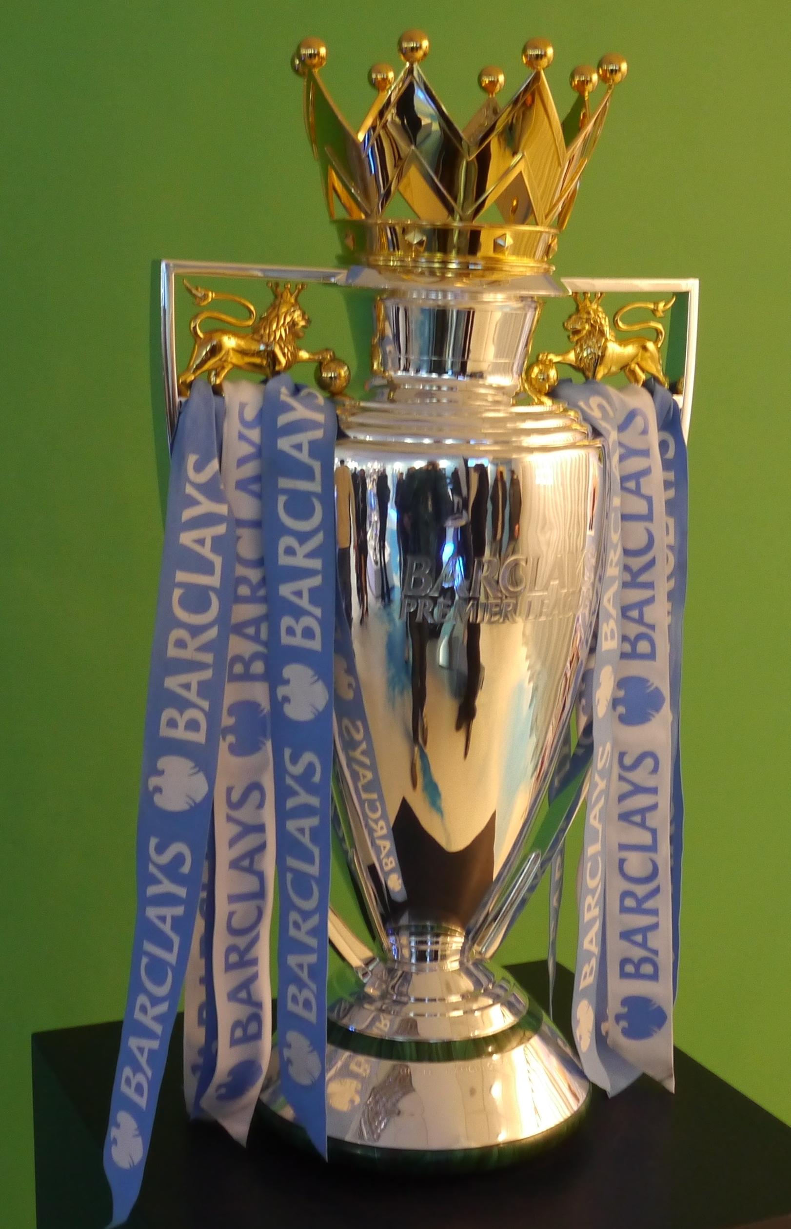 descuento especial retro paquete elegante y resistente Premier League - Wikipedia, la enciclopedia libre