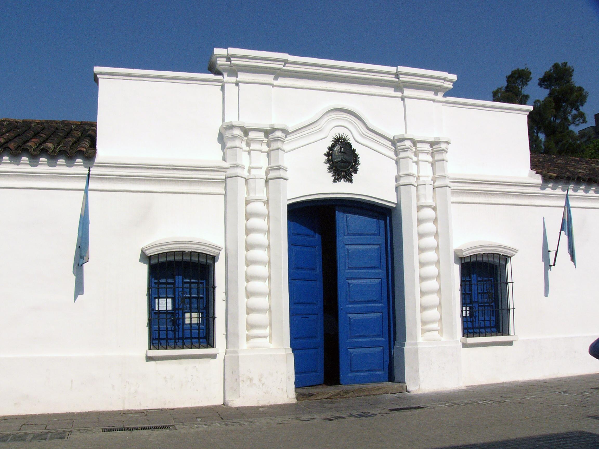Casa De Tucumán Wikipedia La Enciclopedia Libre