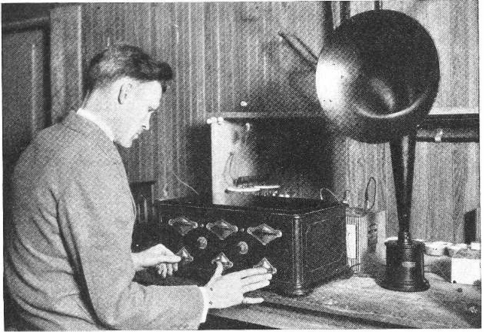 Radio Erfindung