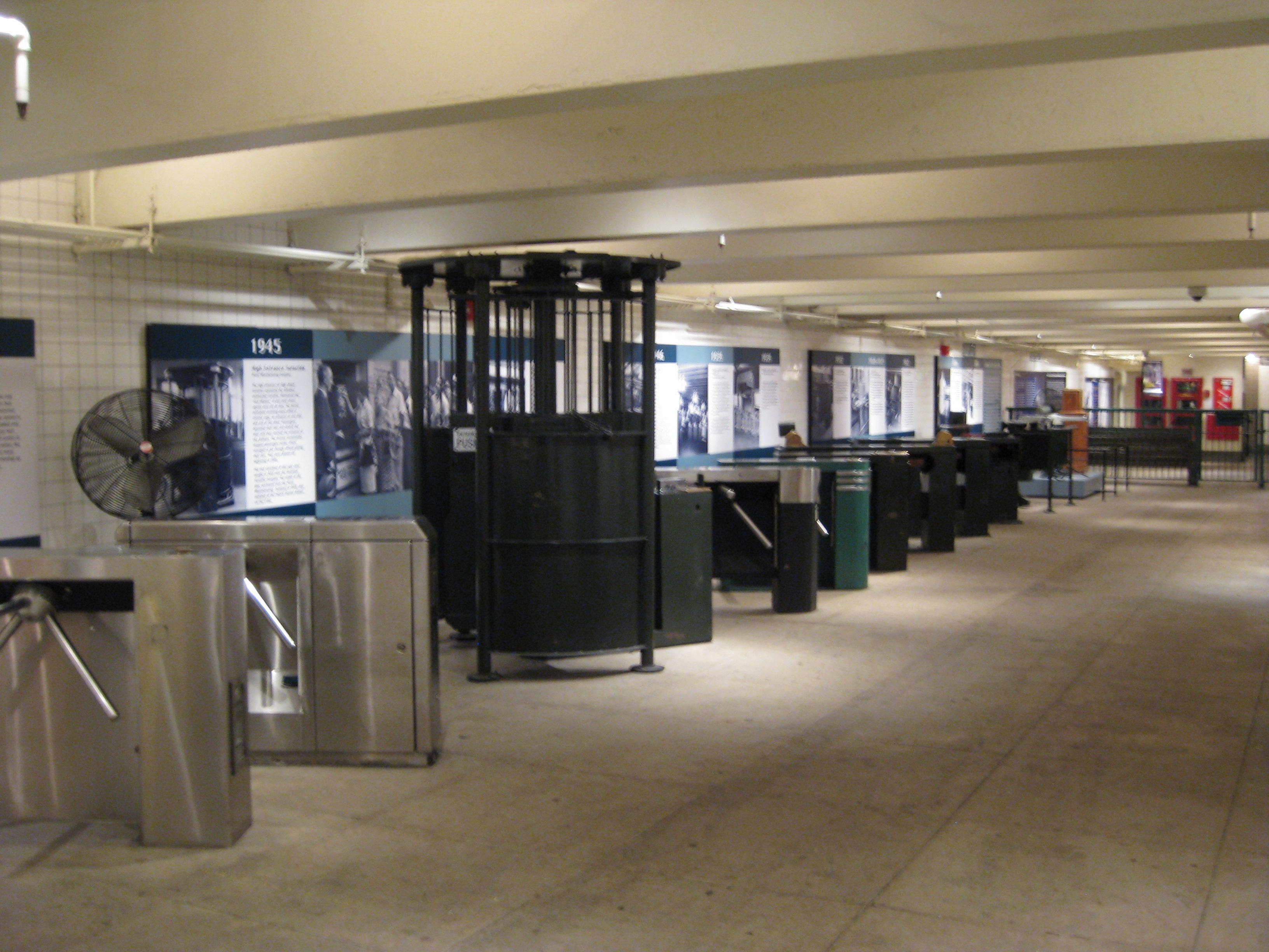 Nyc Subway Museum Of Natural History