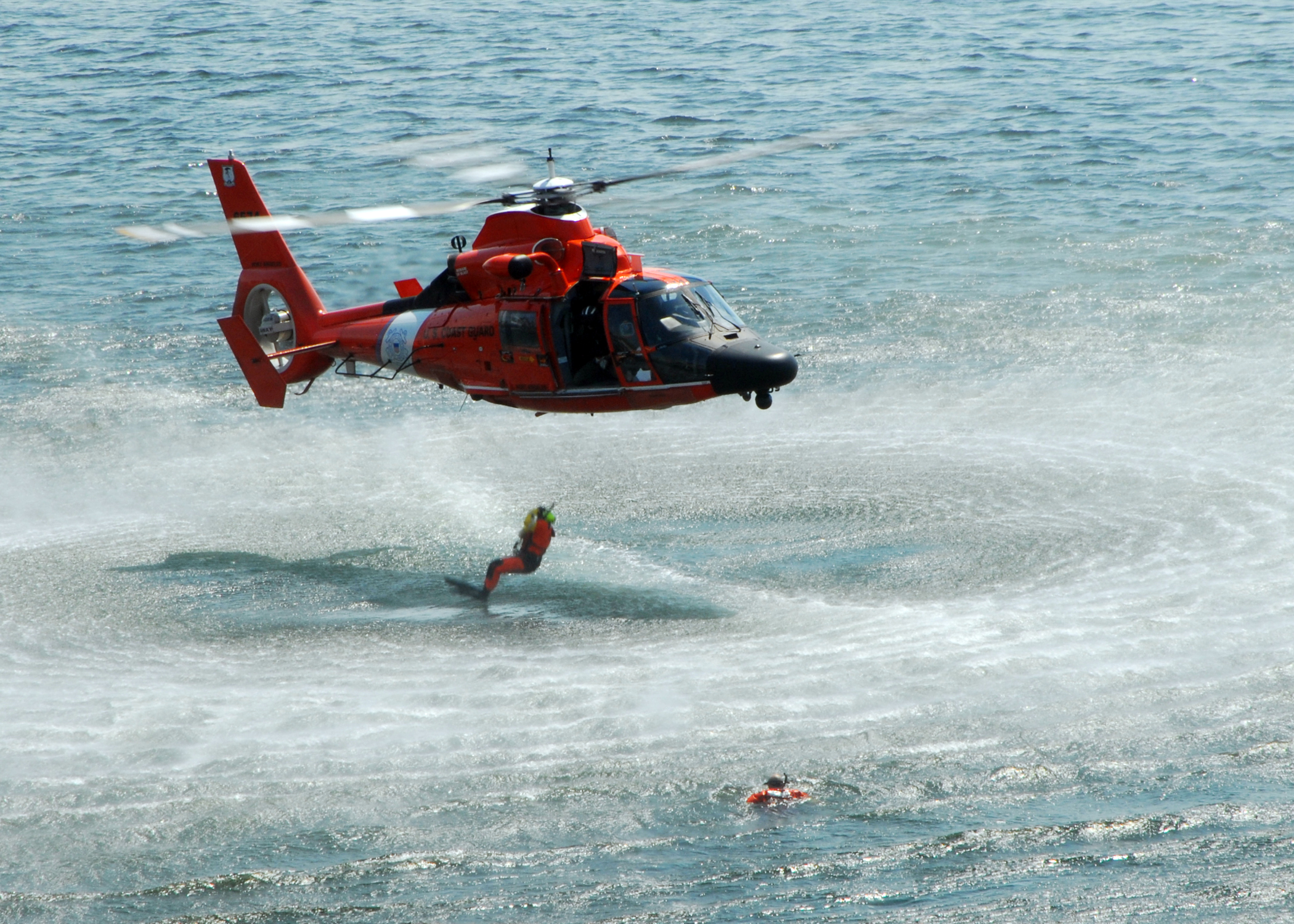 Search and Rescue Site Program