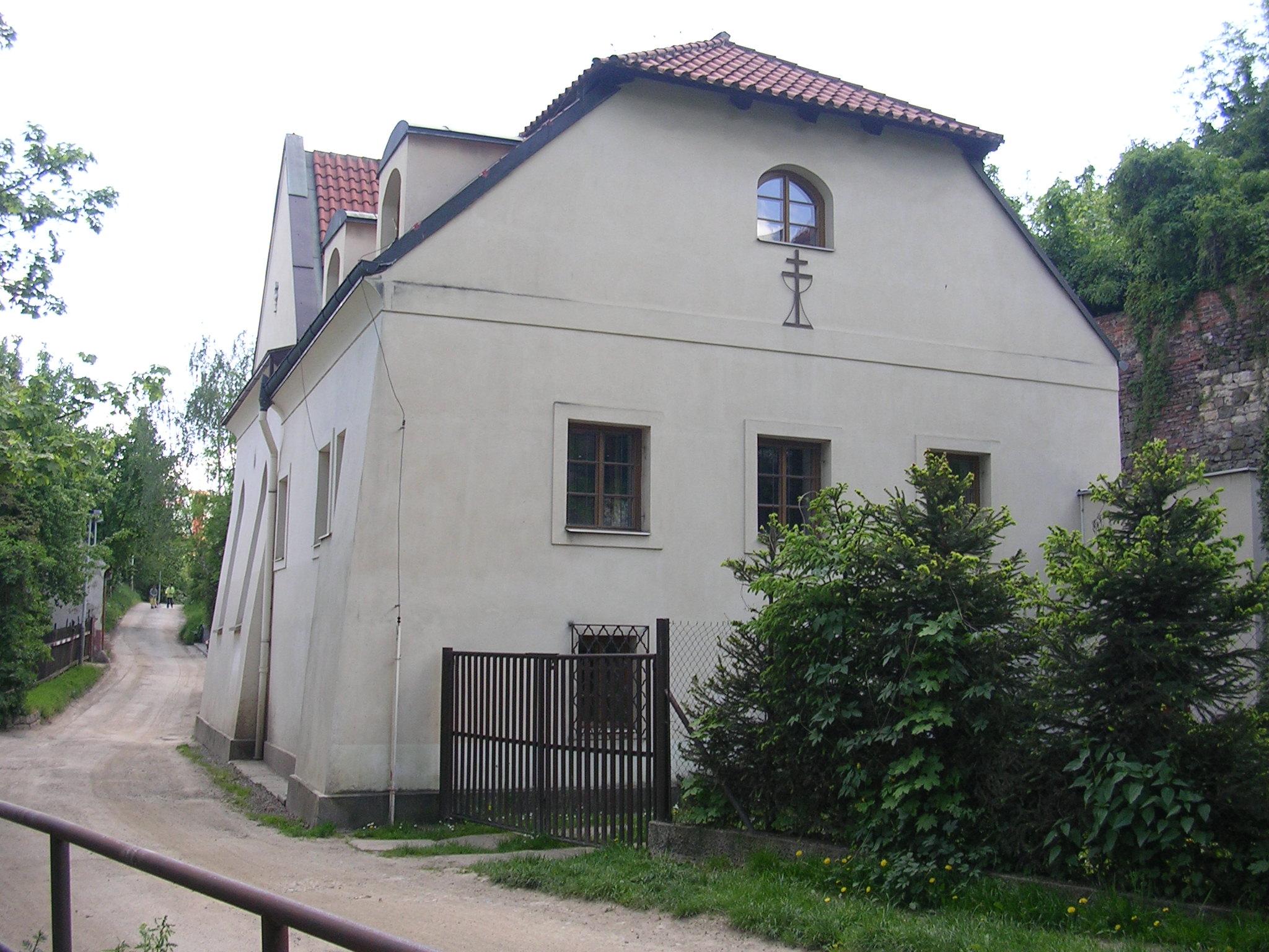Synagoga w Pradze-Michli