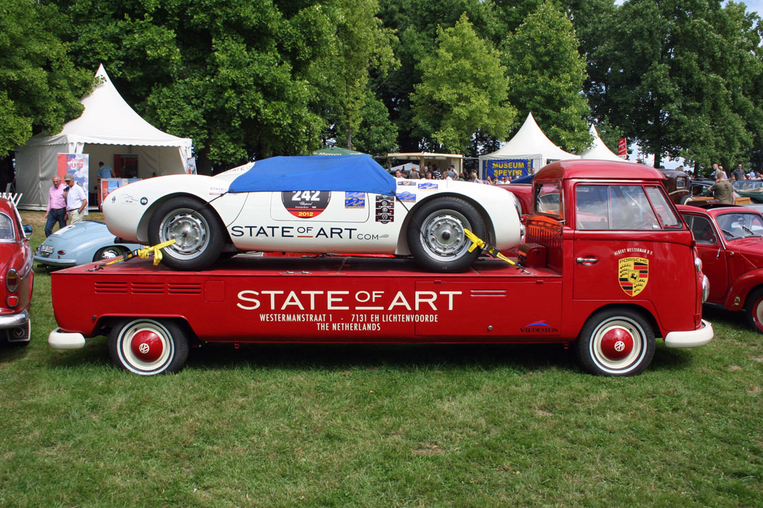 Towing Racecar With Long Bed Nissan Titan