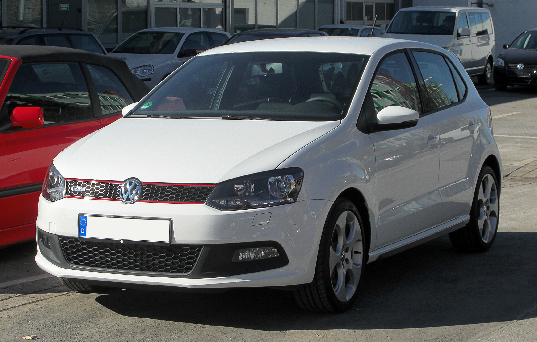 file vw polo gti v frontansicht 7 m rz 2011 wikipedia. Black Bedroom Furniture Sets. Home Design Ideas