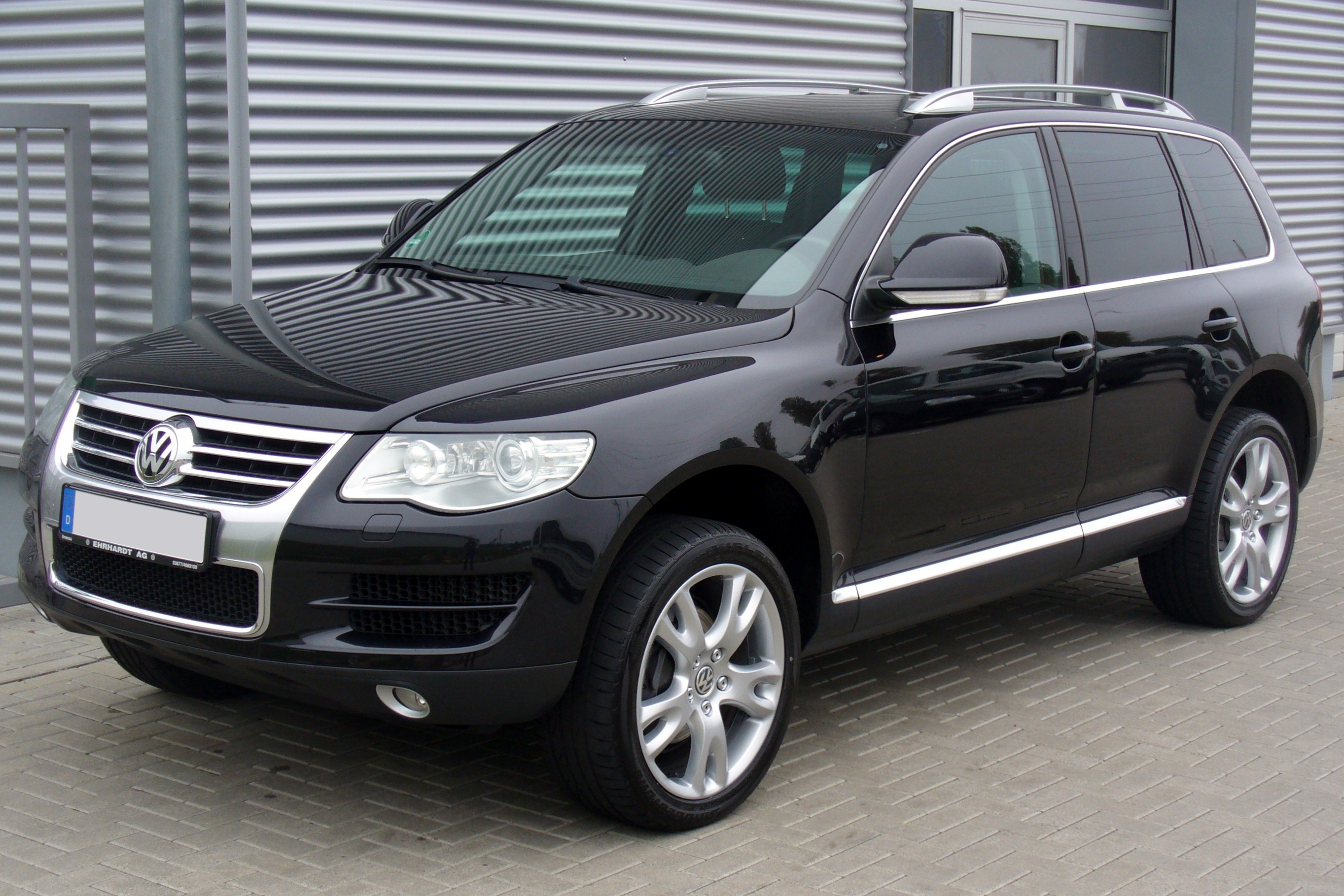 File Vw Touareg I V6 Tdi Black Magic Jpg Wikipedia