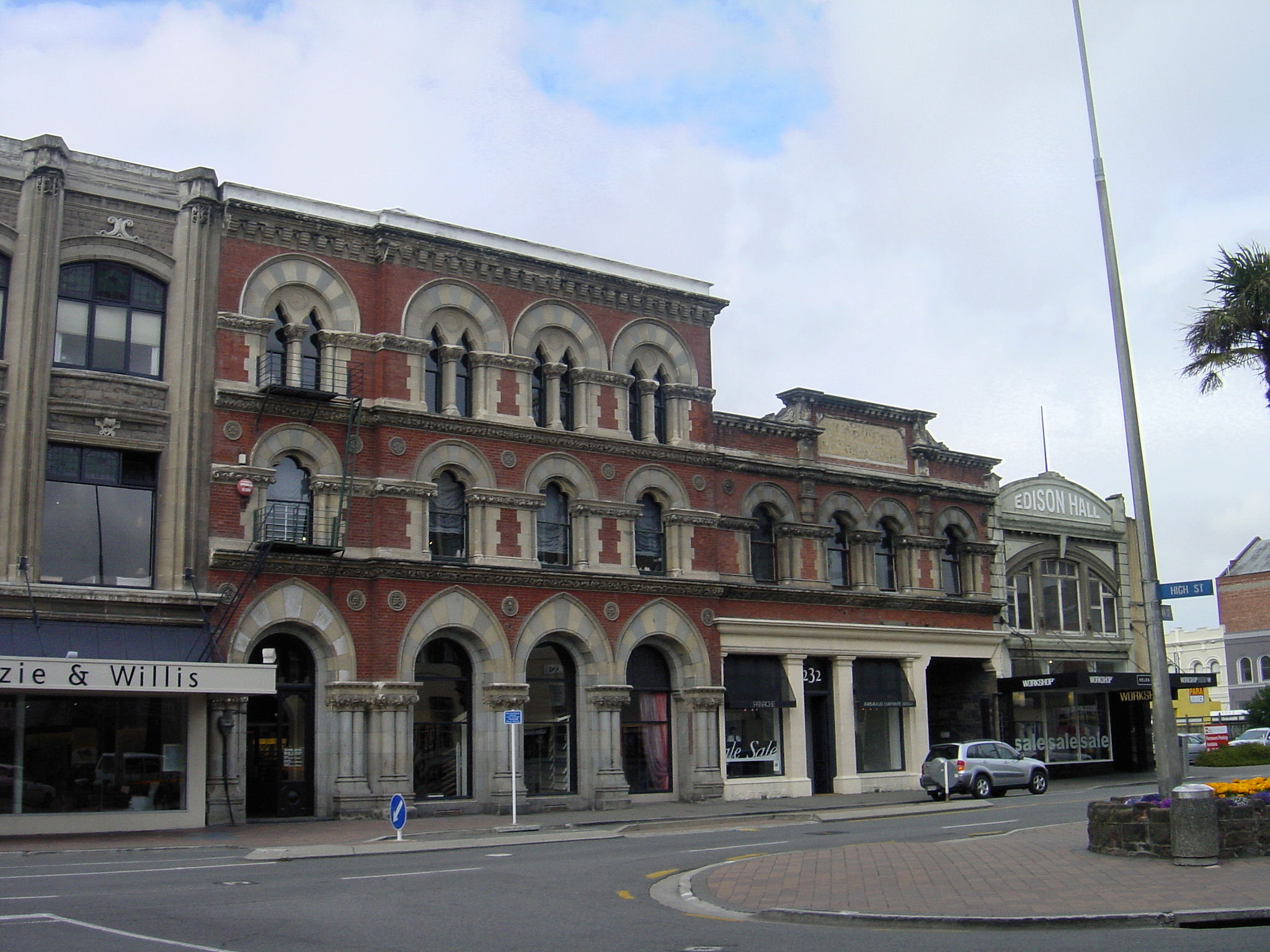 file venetian buildings in tuam street christchurch nz