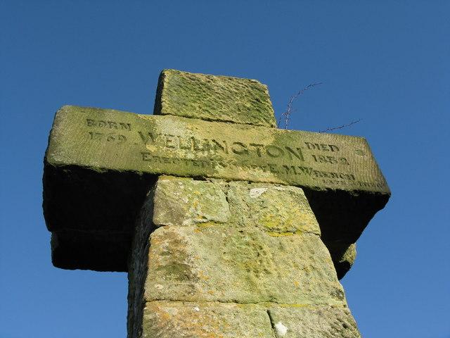 Wellington's Monument - geograph.org.uk - 1058881