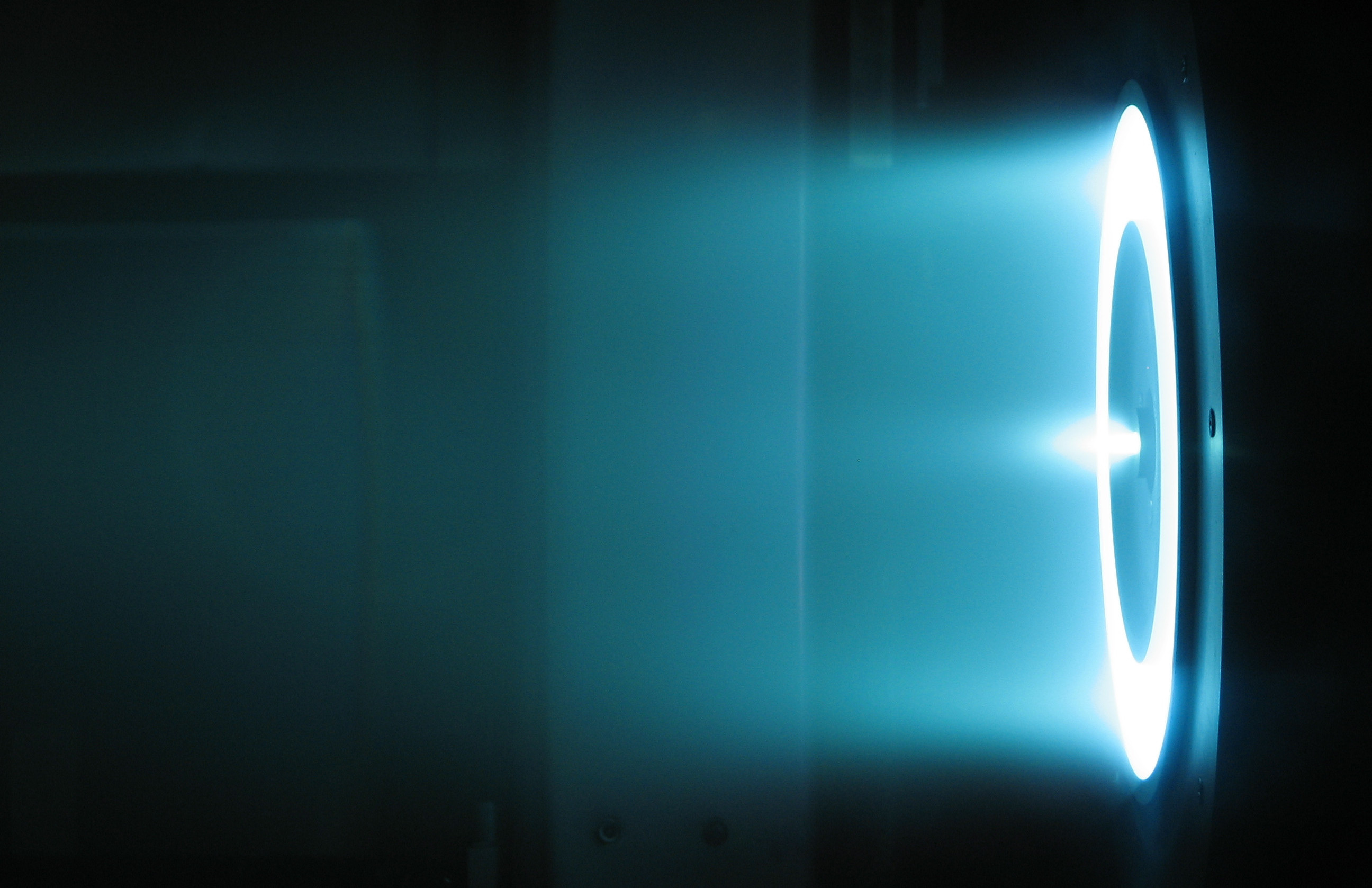 ion thrusters electric propulsion used for How do the electric thrusters on the psyche spacecraft  on the psyche mission by using solar electric  electric thrusters used today are called ion.