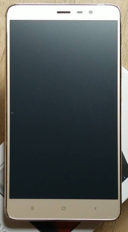 Xiaomi Redmi Note 3 - Wikipedia