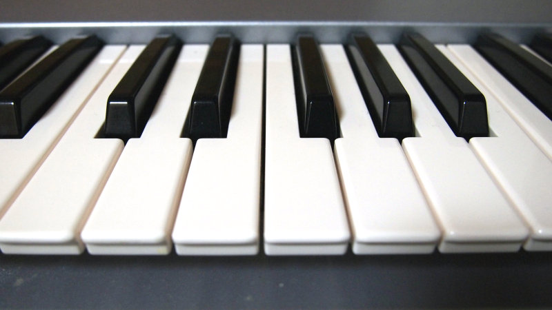 M audio keystation 88es