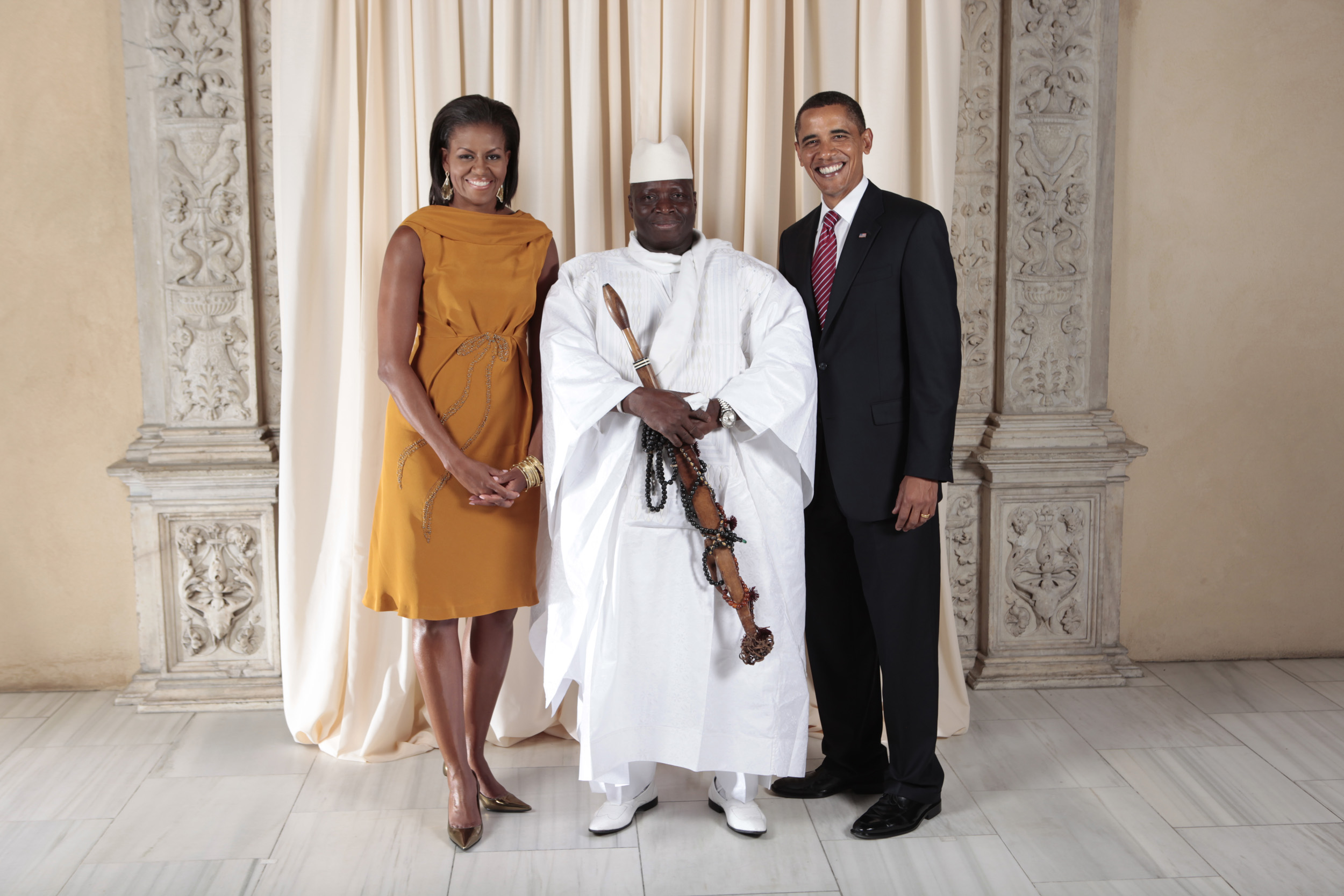Image result for yahya jammeh pictures