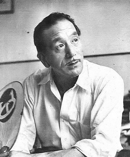 Ozu in 1951
