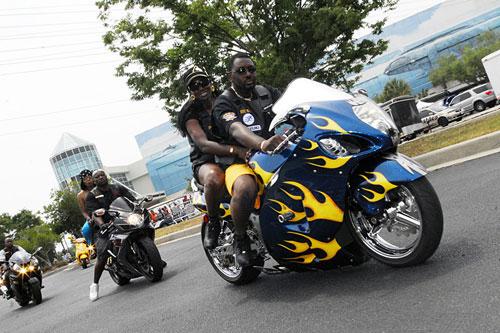 Hayabusa Bike 2014 Black