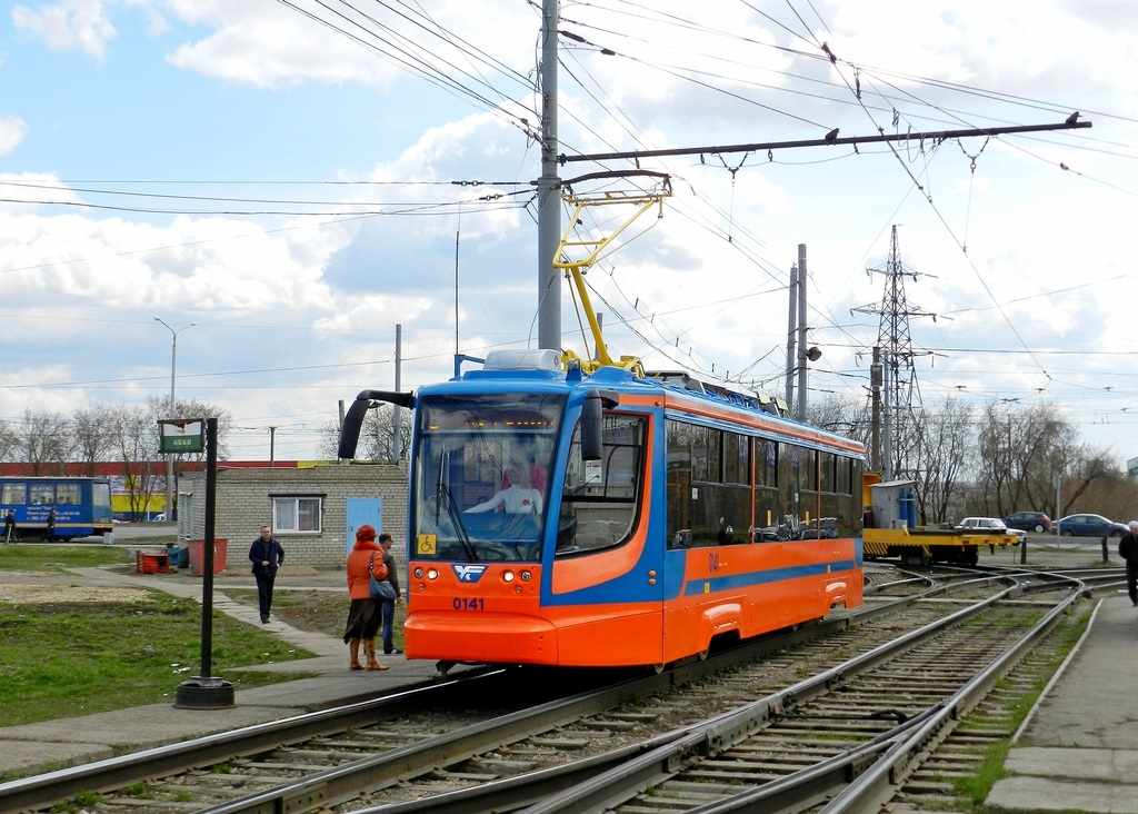 Набережночелнинский трамвай -