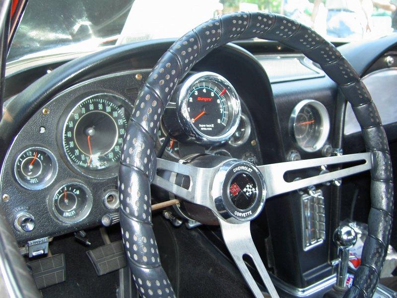 File1964 Chevrolet Corvette Interiorg Wikimedia Commons