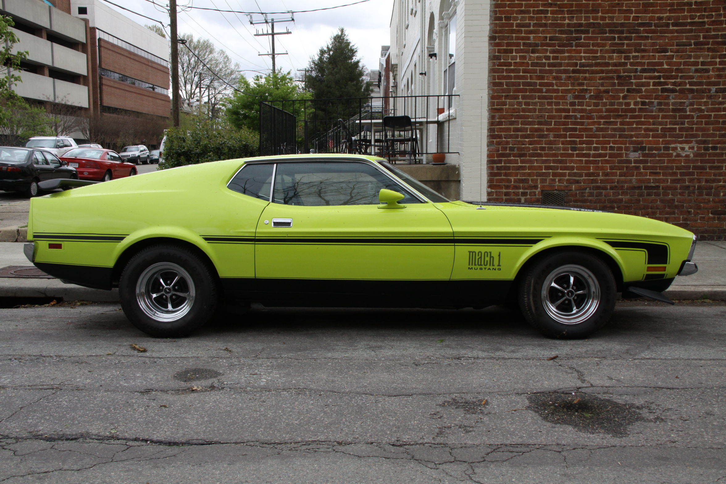 File 1971 Mach 1 Mustang Flickr Gamma Man 3 Jpg