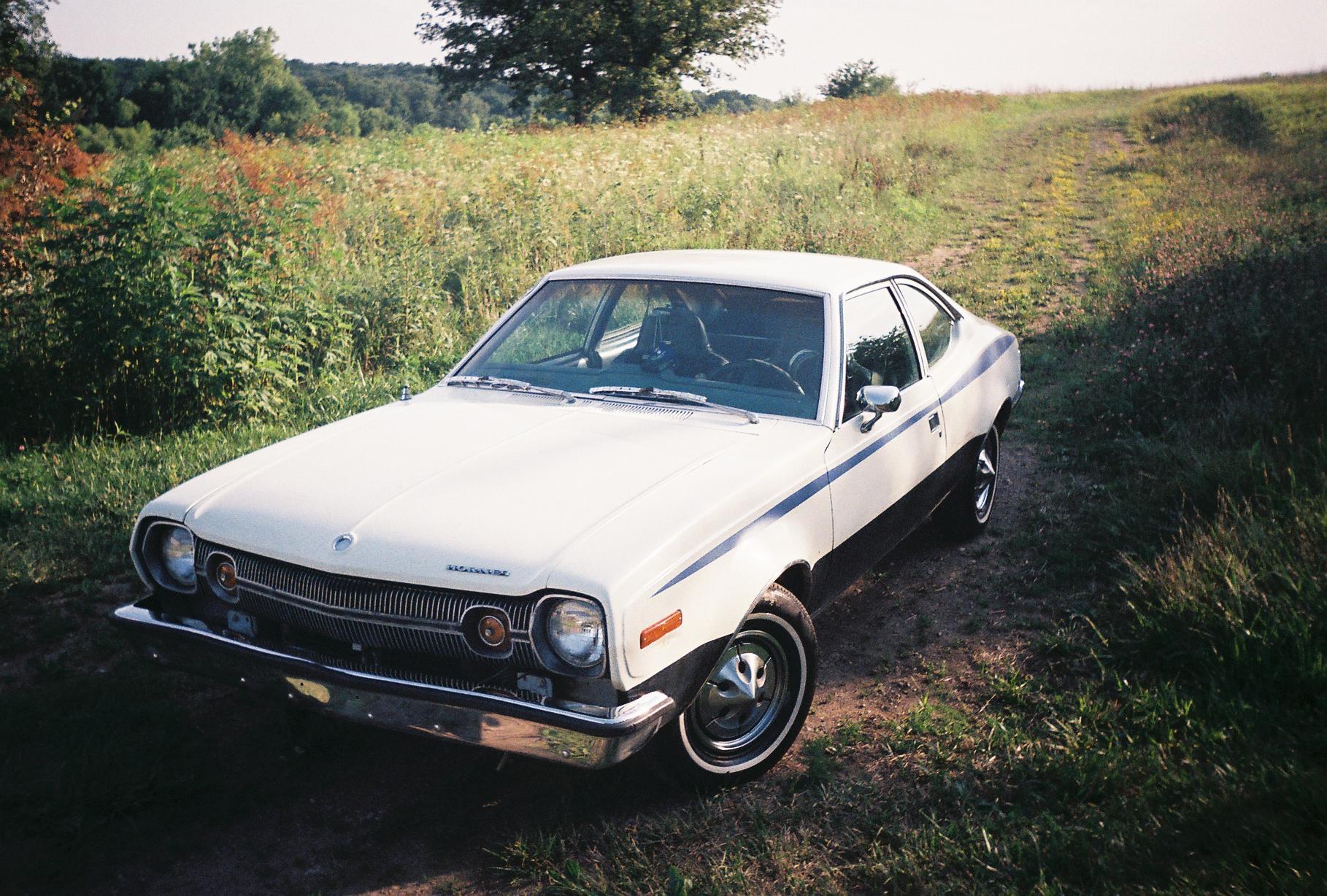 File:1973 AMC American Motors hornet 258 2 door hatchback fastback