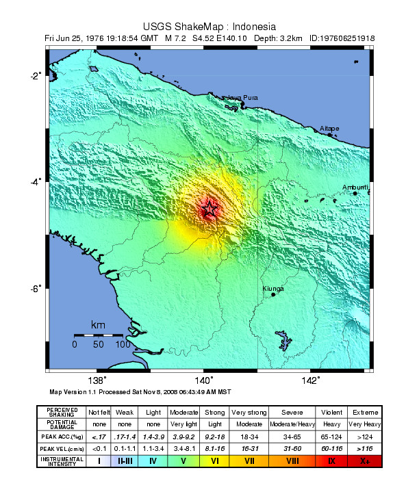 Image Result For Gempa Papua Nugini