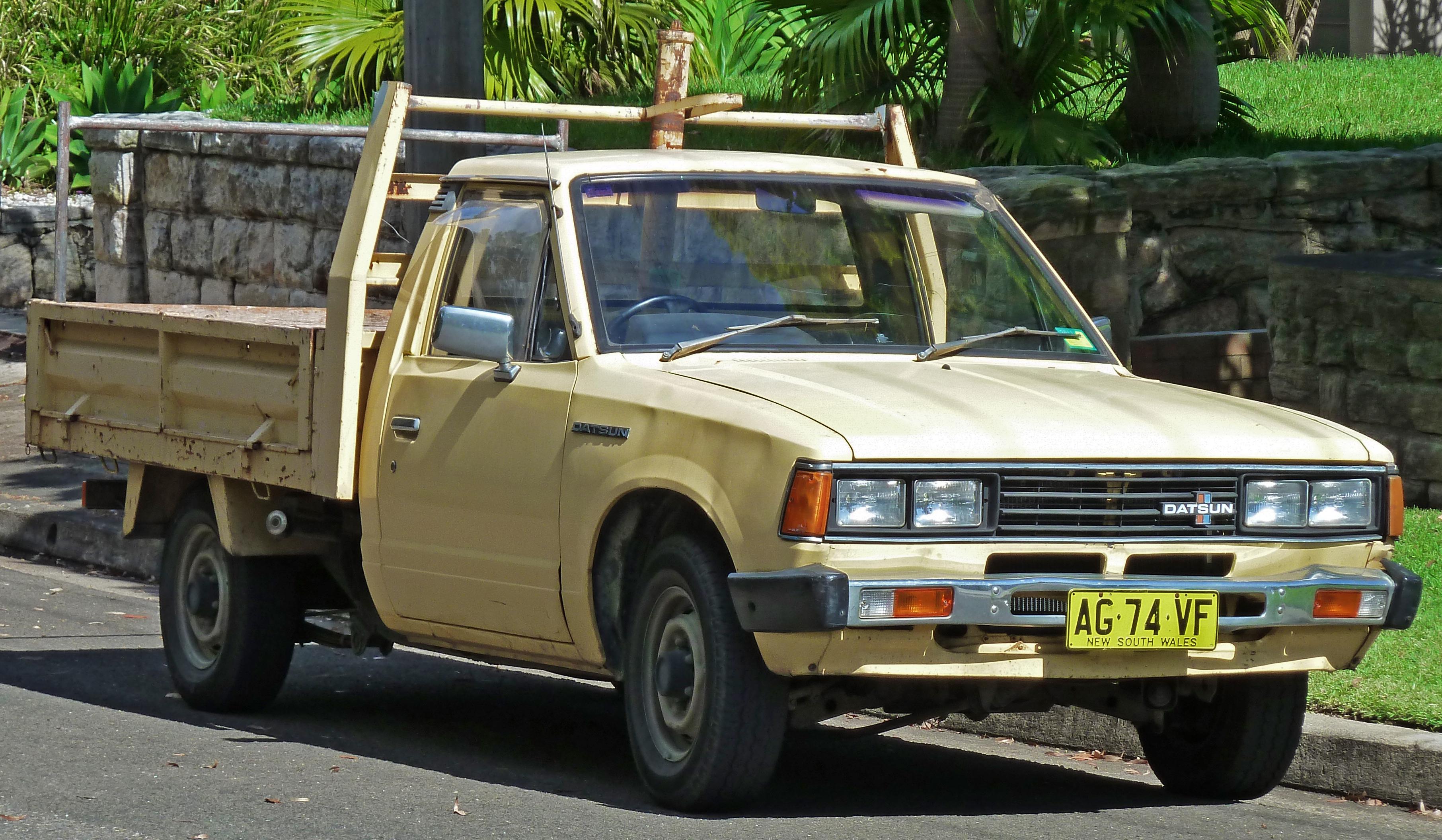 Datsun Truck Wikiwand