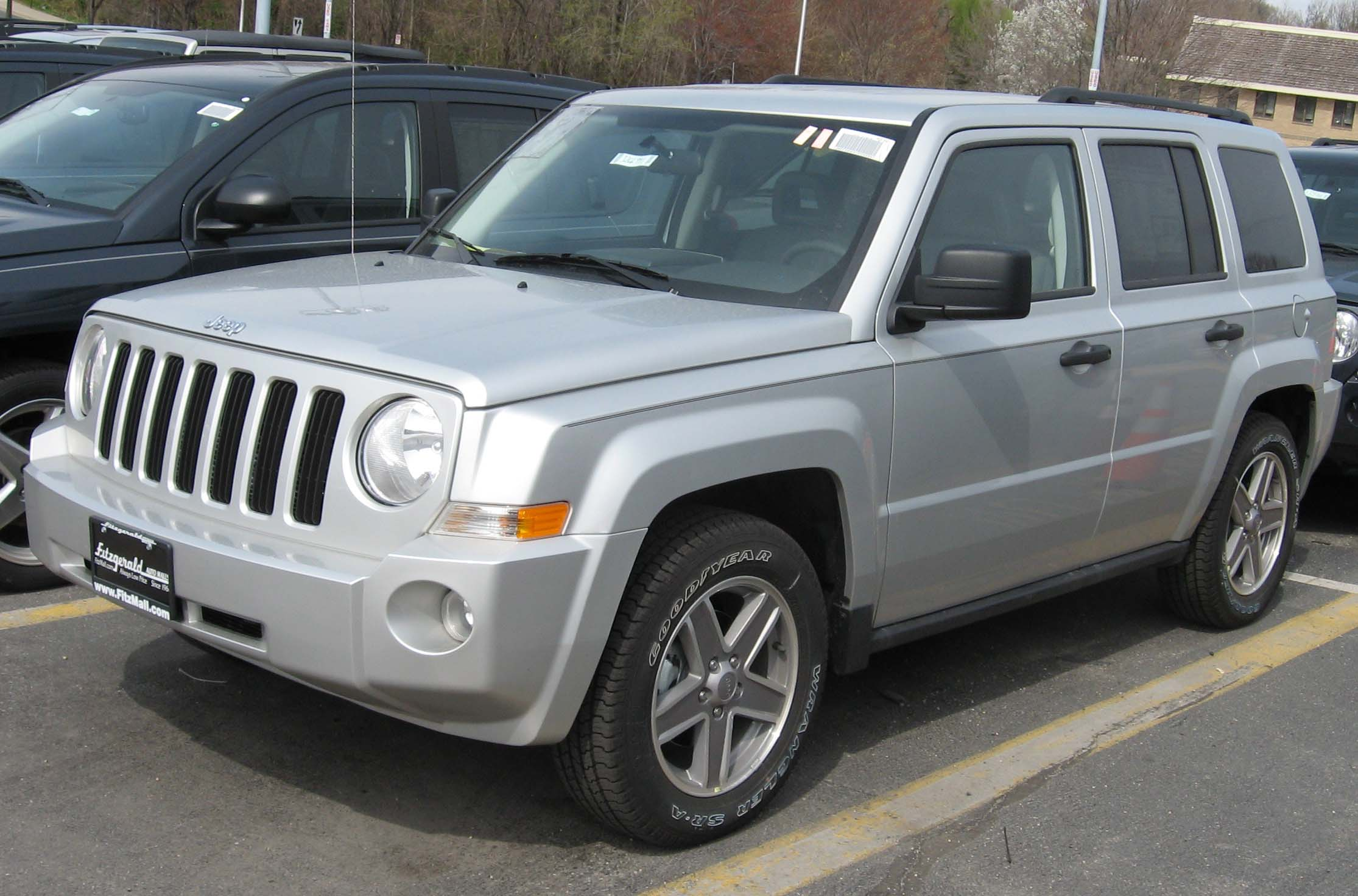 File 2007 Jeep Patriot Jpg