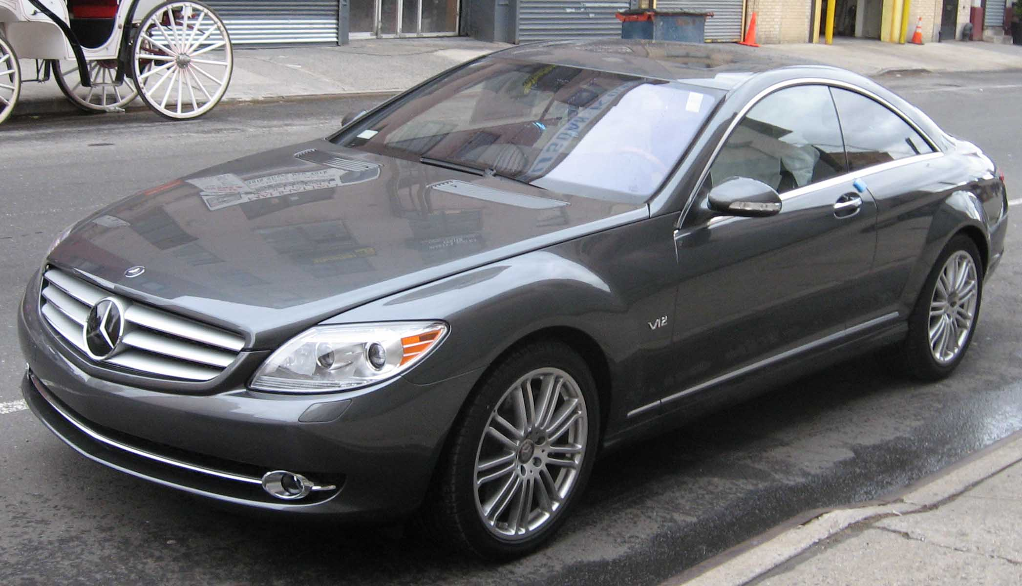 mercedes benz cl600 reviews mercedes benz cl600 car reviews