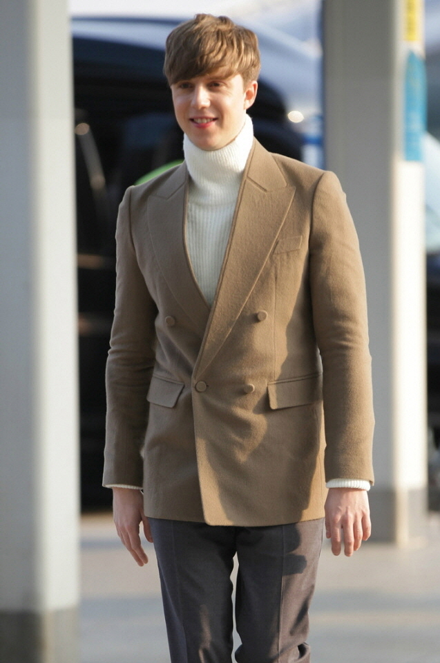 Cute Korean Fashion Male