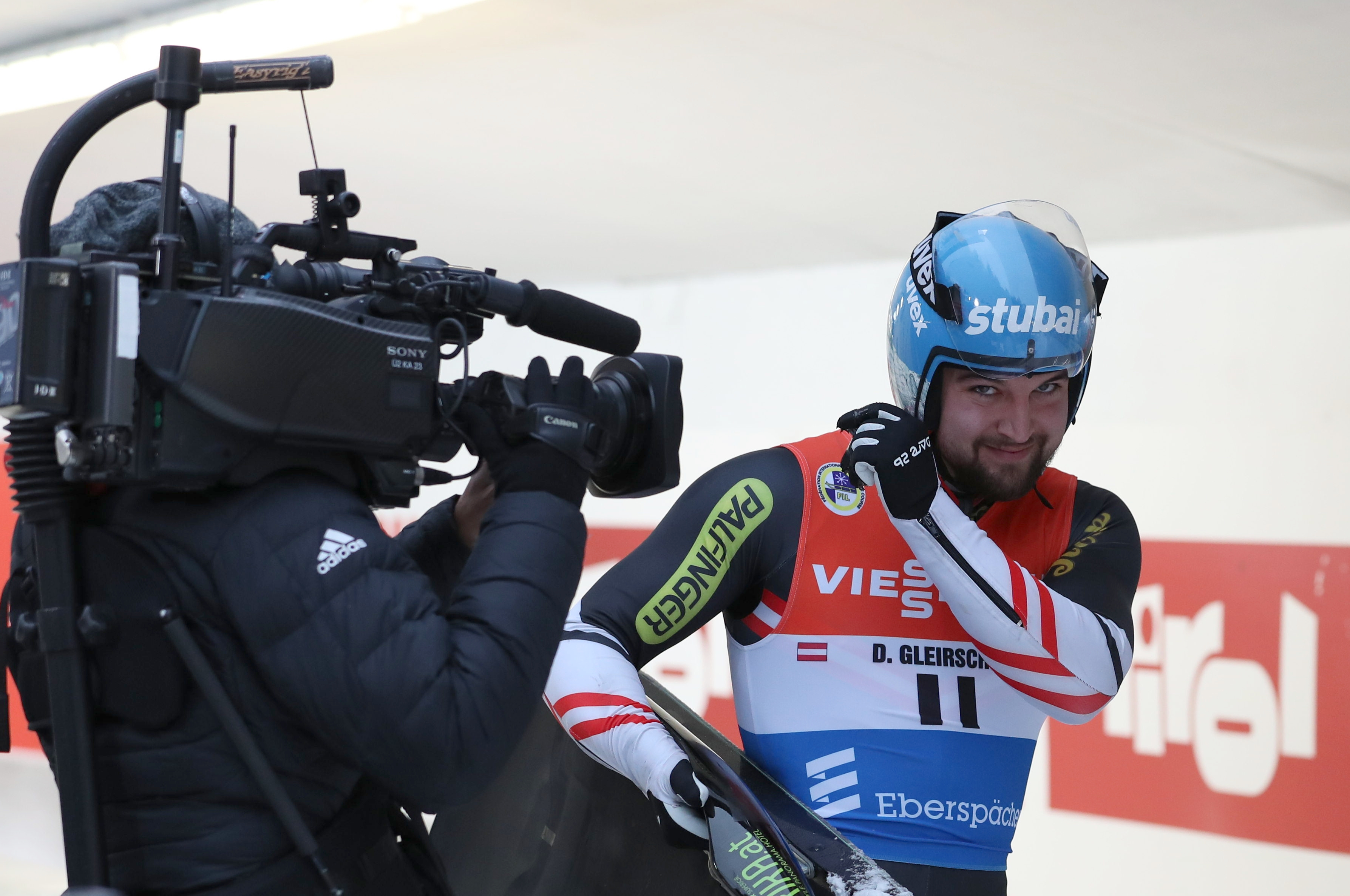 File:2018-11-23 Fridays Training at 2018-19 Luge World Cup