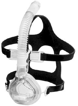 English: Example CPAP Mask