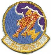 Insigne du 81st Fighter Squadron
