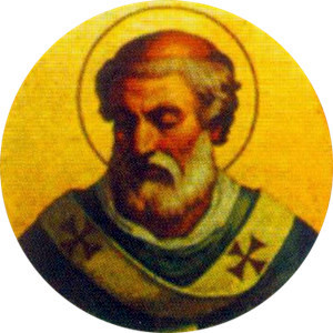 Pope Leo III 8th and 9th-century pope