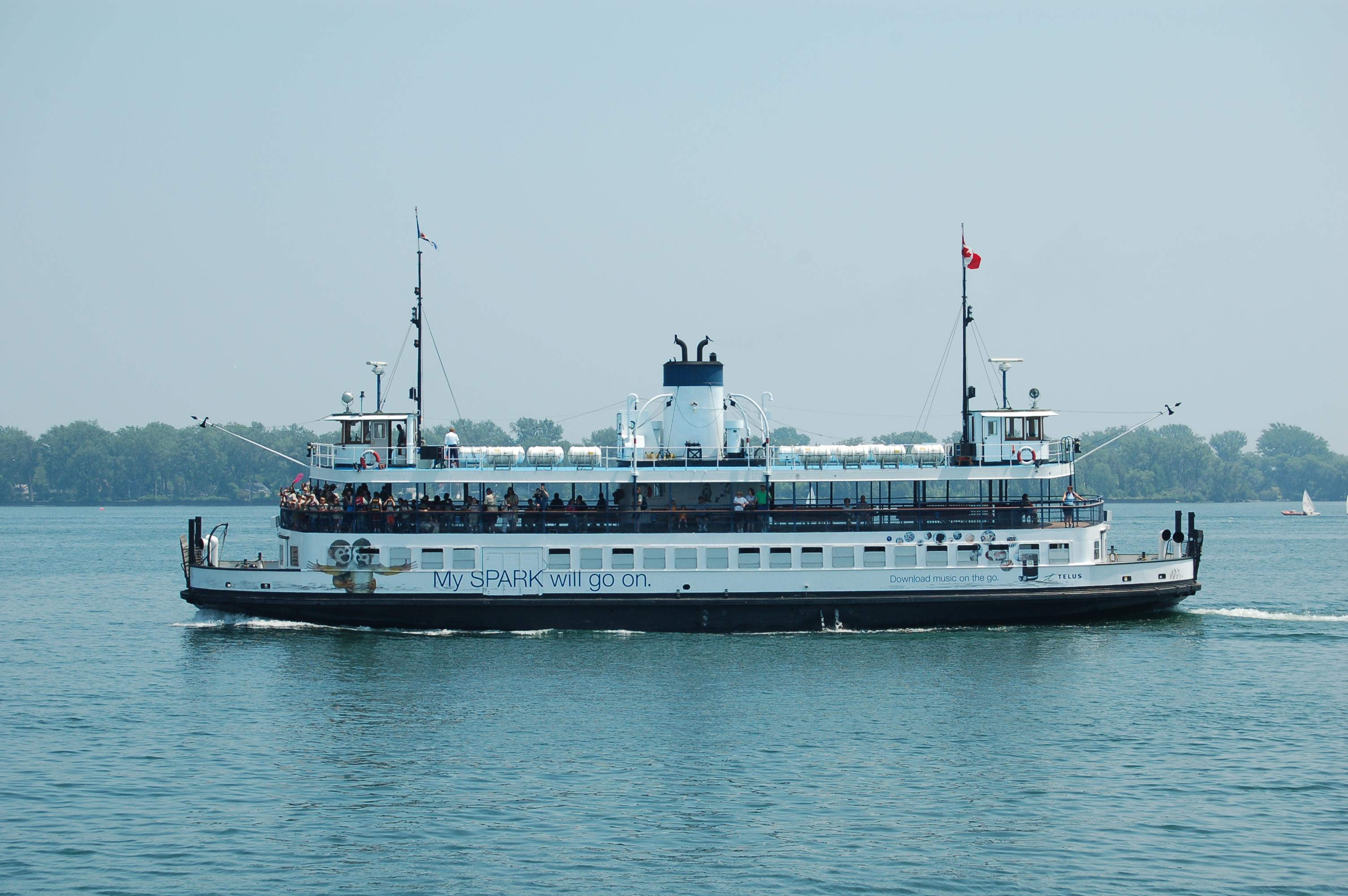 Ferry To Toronto Island Tickets