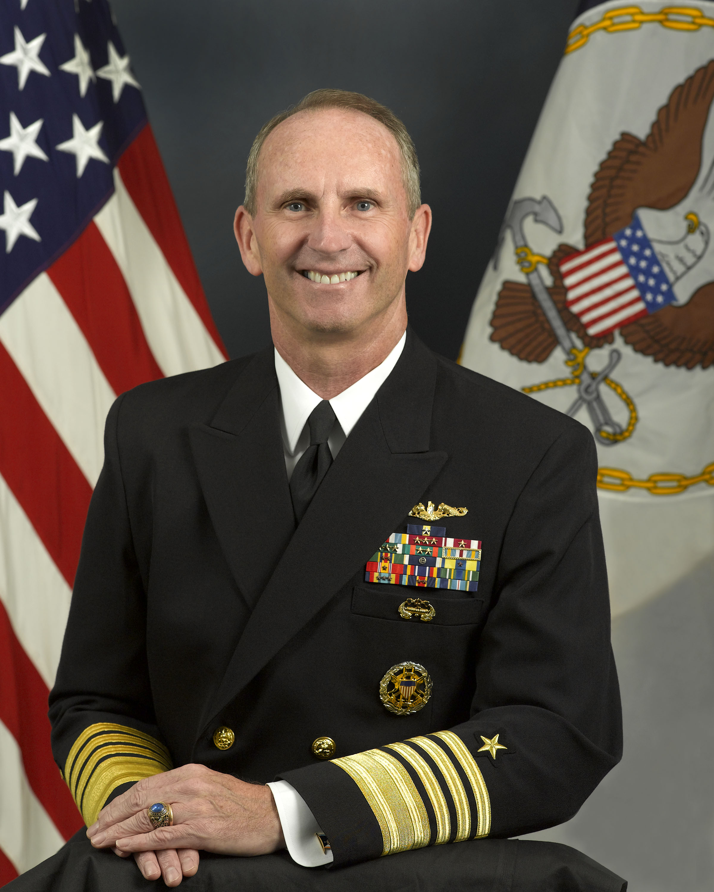 loading image for Chief of Naval Operations