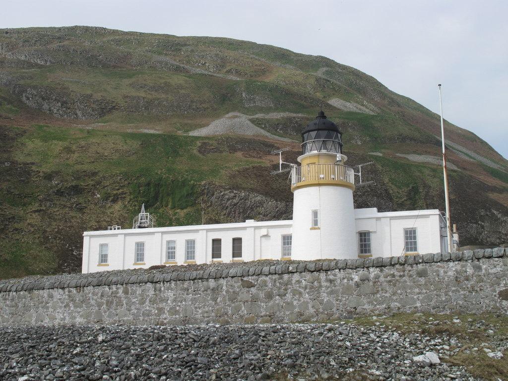 Ailsa Craig Lighthouse Wikipedia