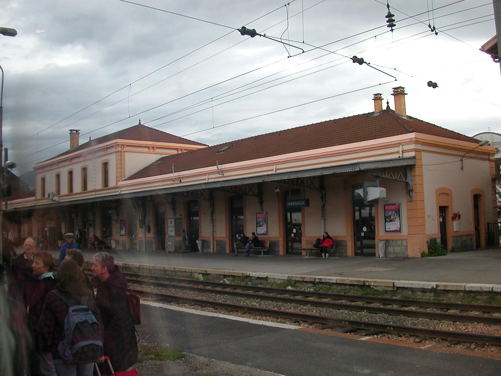 Gare annemasse - Office tourisme annemasse ...