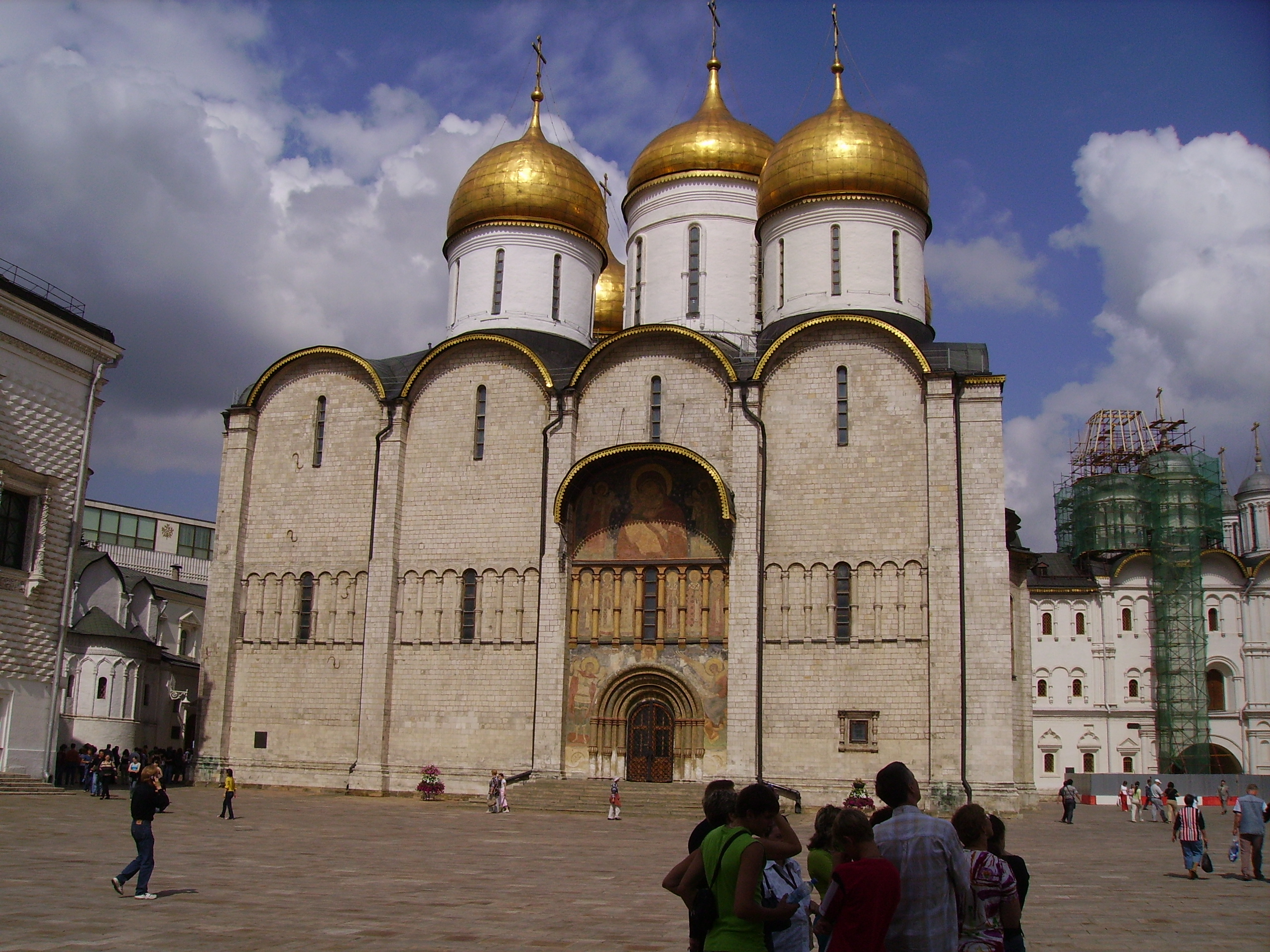 File:Assumption Cathedral-Moscow-2.jpg